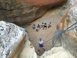 Barranquismo / Canyoning Madrid: Portilla