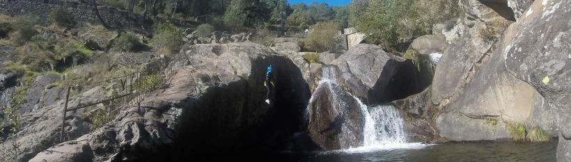 Canyoning Madrid: Garganta de Arbillas