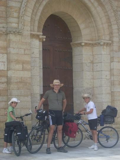 Camino de Santiago 0 Fromista