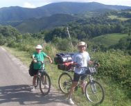 Organización de ruta de cicloturismo