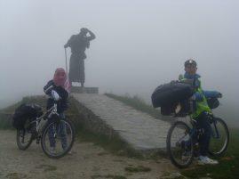 Niebla en el Camino de Santiago