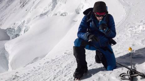 Kilian se define como un amante de la montaña.
