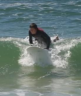 Equilibrio en Surf