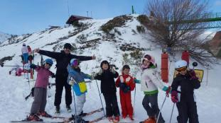 Cursillo de esquí Madrid