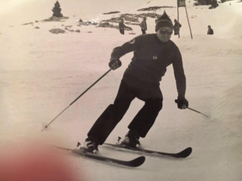 Maestro del esqui