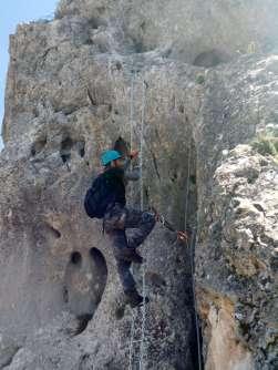 Escalera de Cadena